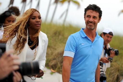 Serena Williams enceinte ?