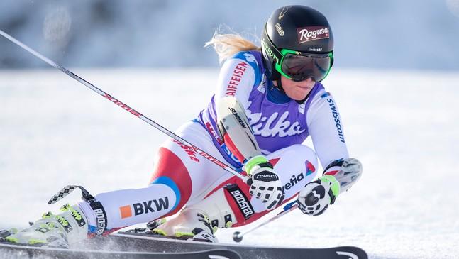 Lara gut s 39 impose aspen women sports - Coupe du monde ski alpin 2015 calendrier ...