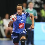 Les Bleues ont perdu leur premier match de poule au Mondial de Handball 2017... mais elles peuvent compter sur la présence au sein de l'équipe de la demi-centre Allison Pineau, initialement annoncée comme absente en raison d'une opération à la cheville durant l'été.