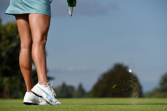 Une jeune golfeuse privée de titre car elle n'est pas un garçon