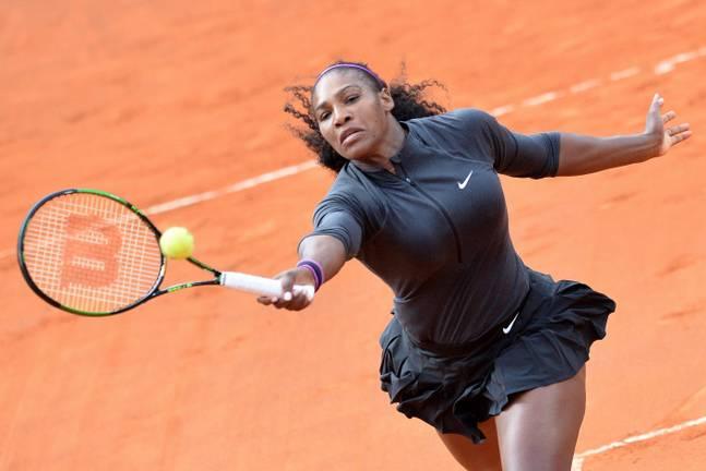 WTA Rome : après Madrid, Serena Williams déclare forfait pour Rome