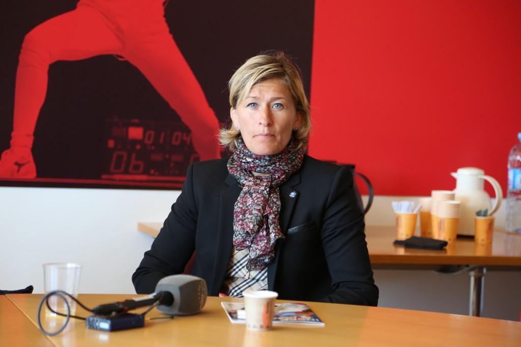 Frédérique Jossinet : « TF1 et France Télévisions qui achètent les droits des événements féminins, c'est juste emblématique ! »