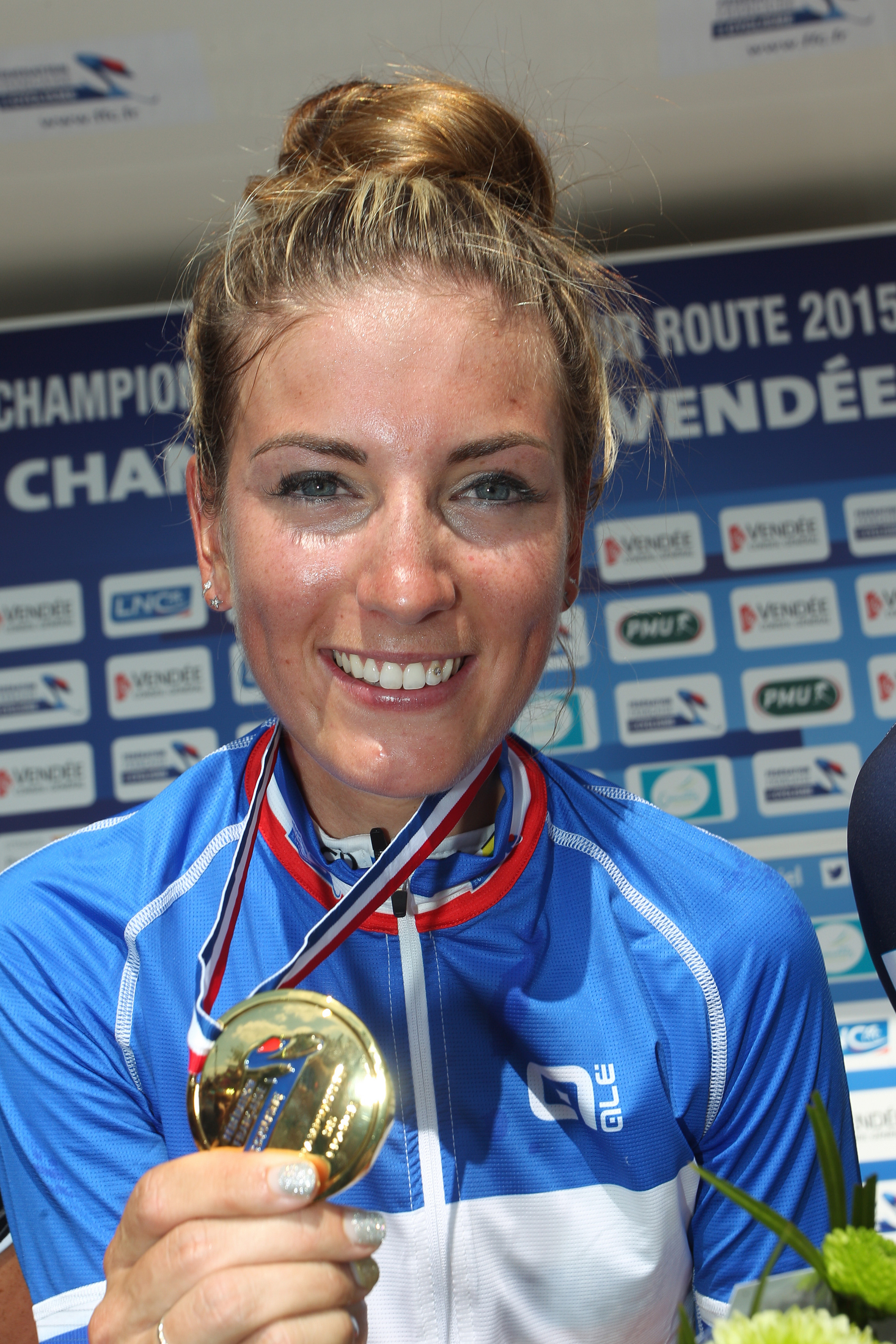 PAULINE FERRAND PREVOT (cyclisme) Championne du monde sur route, en cross-country et cyclo-cross. On espère que la « cannibale » du cyclisme, ne laissera rien à ces concurrentes.