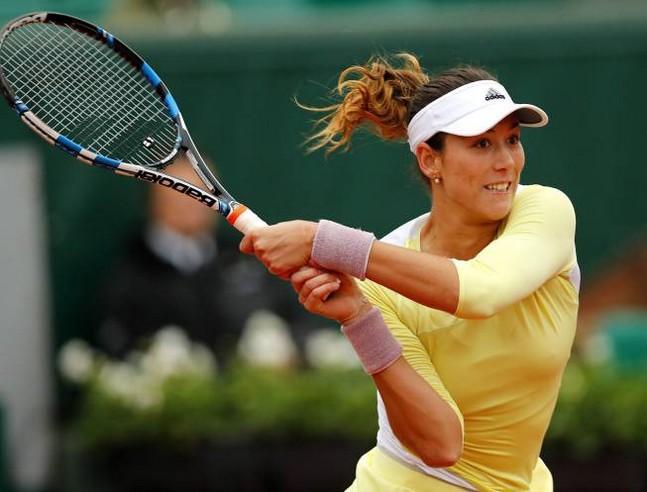 Muguruza prend la tête du classement WTA