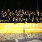 La newsletter Women Sports du mardi 19 décembre 2017 ne pouvait pas se passer de la victoire des handballeuses françaises au Mondial 2017 en Une.