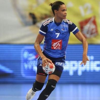 Allison Pineau appelée en équipe de France