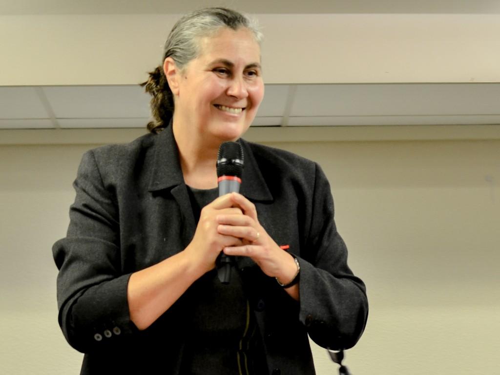 Sondage : Isabelle Lamour a-t-elle une chance d'être élue présidente du CNOSF ?