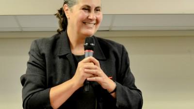 IsabelleLamour réélue à la tête de la FFEscrime