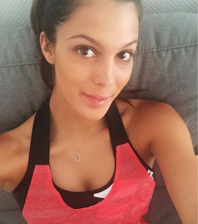 Les Miss et le sport : Iris Mittenaere