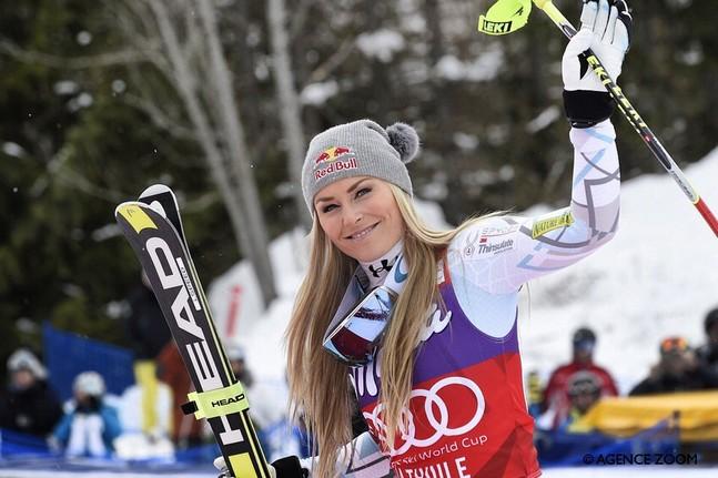 Lindsey Vonn donnera la priorité aux JO 2018 l'hiver prochain