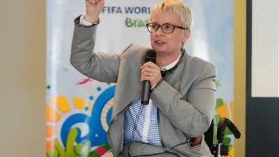 Joyce Cook nommée directrice de la division Associations membres de la FIFA