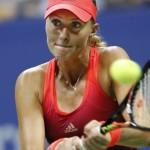 Kristina Mladenovic va disputer sa première demi-finale d'un tournoi de catégorie Premier.