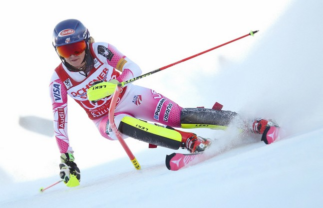 Shiffrin continue d'asseoir sa domination