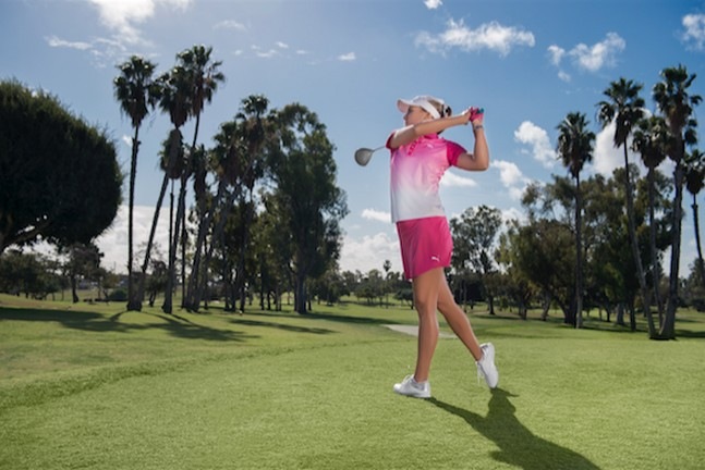 Cobra Puma golf prolonge son partenariat avec Lexi Thompson