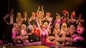 Représentation du Cabaret des Filles De joie (c) Didier Bonin
