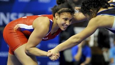 Mondiaux de lutte – Koumba Larroque éliminée dès les huitièmes de finale