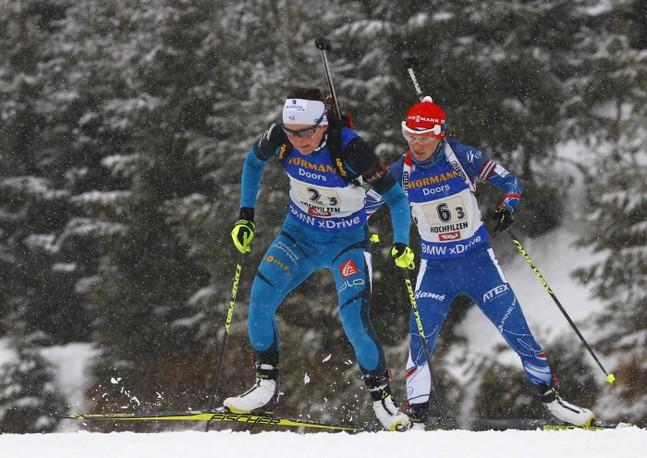 Justine Braisaz forfait pour l'individuel de Ruhpolding