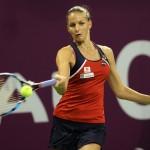 Karolina Pliskova doit atteindre la finale de l'US Open pour espérer conserver sa place de N°1 mondiale.