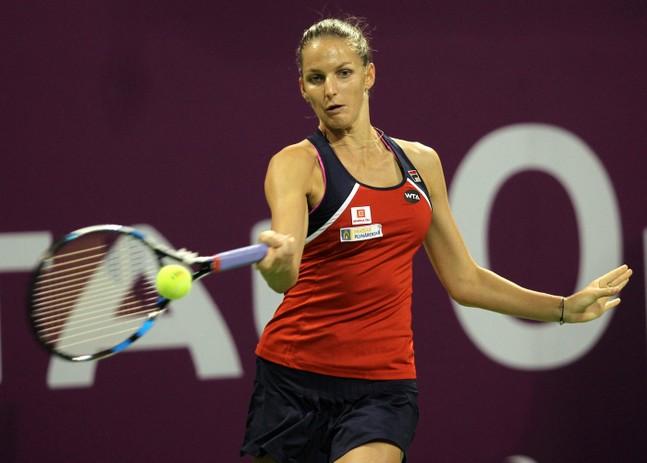 US Open : Pliskova, en quarts, fait régner l'ordre