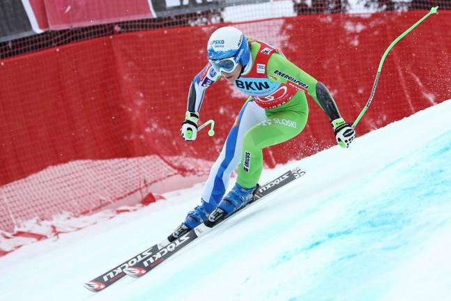 Ilka Stuhec remporte la Coupe du monde de descente