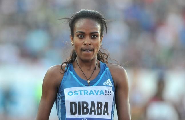 Nouveau record du monde pour Genzebe Dibaba