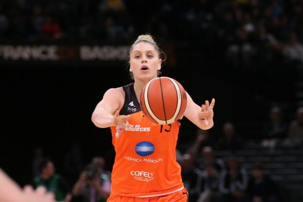 Basket : Bourges perd à Koursk