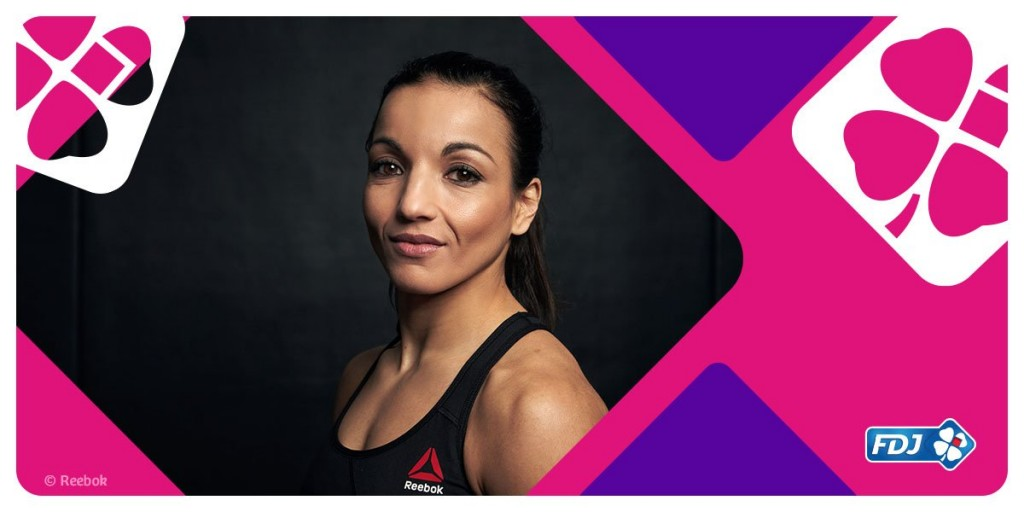 Sarah Ourahmoune, nouvelle ambassadrice du sport féminin de FDJ