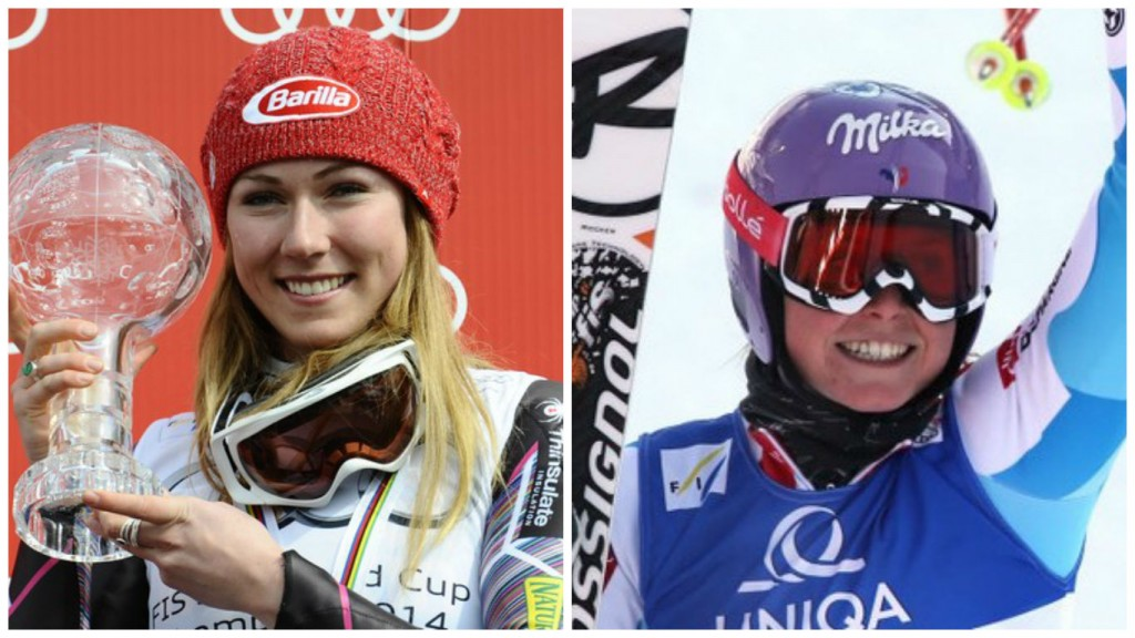 Shiffrin et Worley skieront pour le globe ce week-end à Squaw Valley