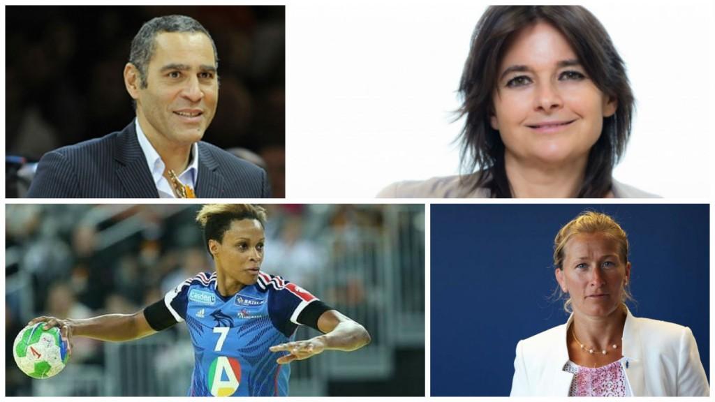 Le ministère des Sports lance «Les Égéries du sport féminin»