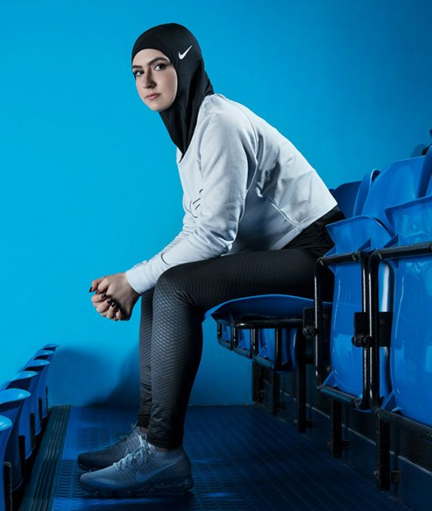 Nike lance «Pro Hijab», une collection de voiles pour les athlètes musulmanes
