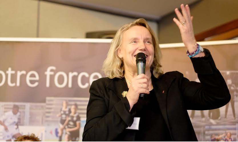 Journal Sport Univers'Elle : rencontre avec Annie Fortems, pionnière dans le football féminin