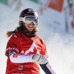 Chloé Trespeuch a remporté sa première médaille en Championnat du monde.