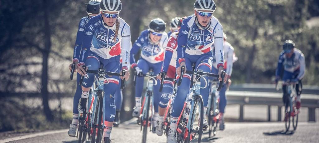 L'équipe cycliste féminine FDJ – Nouvelle Aquitaine – Futuroscope roule vers de nouvelles ambitions