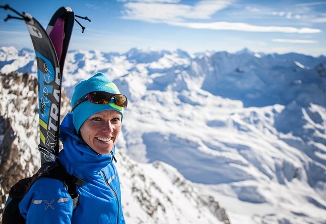Laetitia Roux remporte la Pierra Menta