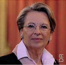 A la Une - Michèle Alliot-Marie