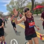 La plus grande réussite de Kathrine Switzer est d'avoir convaincu le Comité international olympique d'intégrer le marathon féminin dans les épreuves des JO.