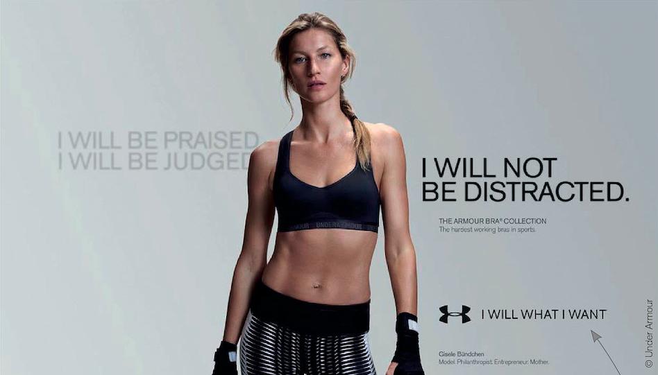 Les concurrents de Nike ont-ils autant la cote auprès des femmes?
