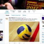 Au programme du top tweets cette semaine : des sportives connectées, des femmes amatrices de running et les gymnastes françaises.