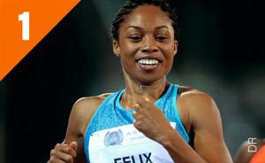 Championnes - Allison Felix