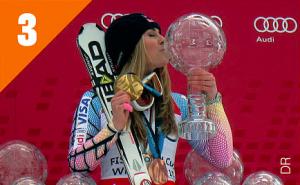 Championnes - Lindsey Vonn
