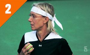 Championnes - Martina Navratilova