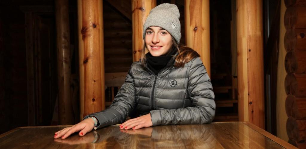 Perrine Laffont, l'interview décalée