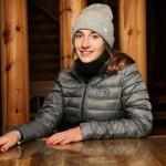 Perrine Laffont a pris les commandes du run de qualification en ski de bosses vendredi à PyeongChang.
