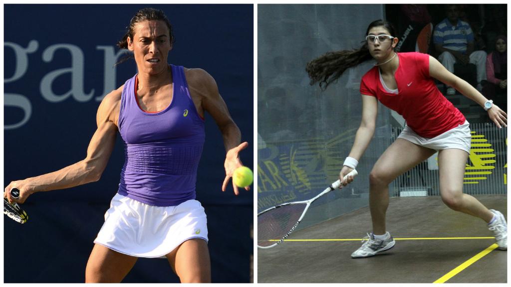 Le top 5 de la semaine: squash, tennis et cyclisme au sommet