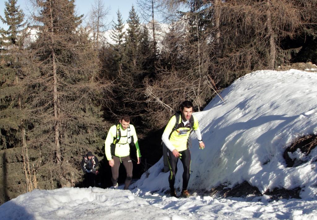 Montagne l'été et neiges éternelles pour skier toute l'année