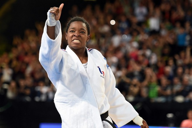 Tcheuméo championne d'Europe