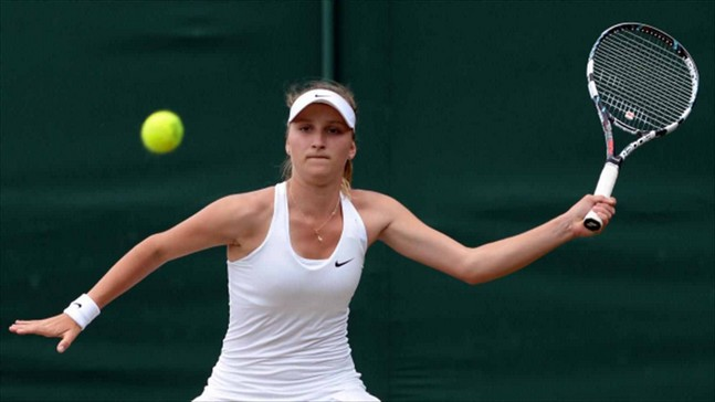 Marketa Vondrousova gagne 116 places