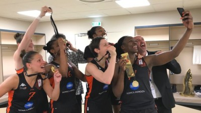Bourges remporte la Coupe de France