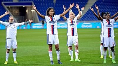 Lyon et le PSG ont gagné, vers une finale 100% française !