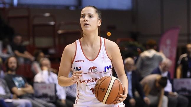 Lisa Berkani draftée en WNBA